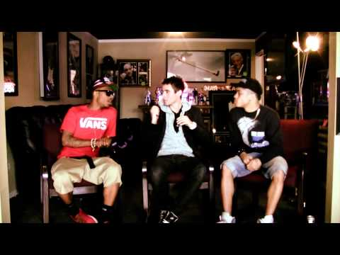 New Boyz - Interview