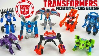 Transformers Robots in Disguise Decepticons Legion Class Collection Wave 1-8 DAY 22