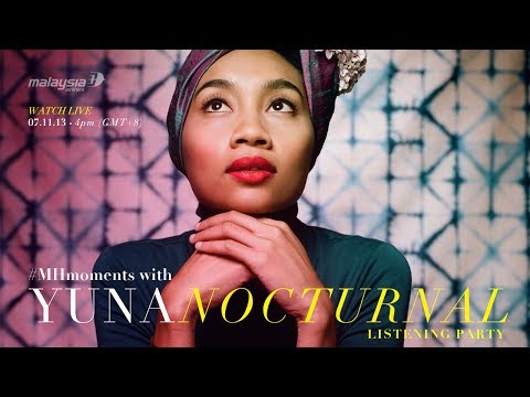 [live Event] Yuna nocturnal Listening Party video