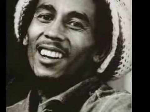 Bob marley out of space