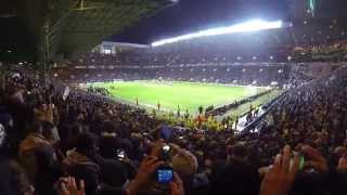 Celtic 3-3 Inter Milan (GoPro film from away end)