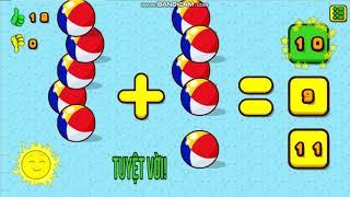 [game cho bé] : game làm toán vui nhộn cho bé lớp 1