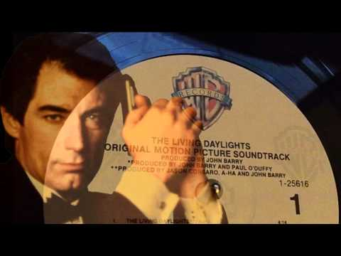 A-Ha - The Living Daylights (Original Soundtrack)