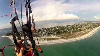 Powered paragliding Anna Maria Island Florida