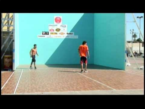 2010 WPH/WOR 3 WALLBALL WORLDS (3 WALL)  - CORDOVA VS CASTRO