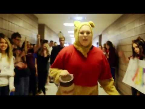 Roosevelt High school Lip dub
