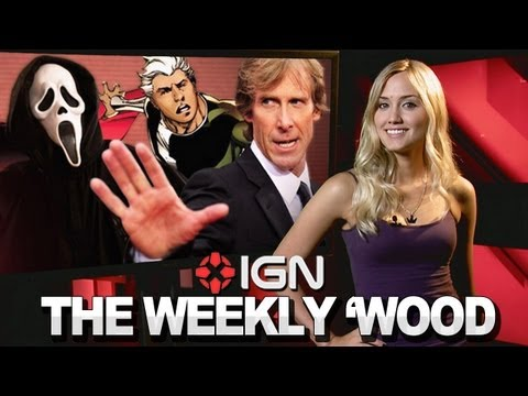 New Avengers Teased, Scream TV Show & Ninja Turtles Aren't Aliens - IGN Weekly 'Wood 05.01.13