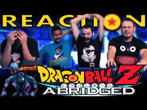"DBZ Abridged Movie ""The World's Strongest"" REACTION!!"