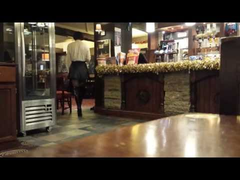 Crossdresser in Public 12/12/14