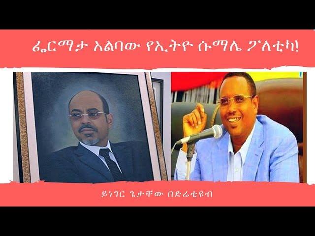 Ethiopia-Somali Region Politics