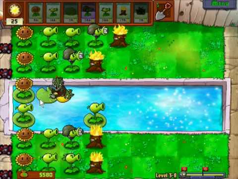 Lets Play Plants vs. Zombies - 23