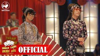 """Thách Thức Danh Hài mùa 2   Cặp đôi Lài Lộ tiếp tục làm """"lố"""" trên sân khấu TTDH"""