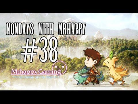 Mondays w/ Mrhappy #38 - Q&A, New Schedule & Twitchiversary
