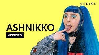 "Ashnikko ""STUPID"" Official Lyrics & Meaning 