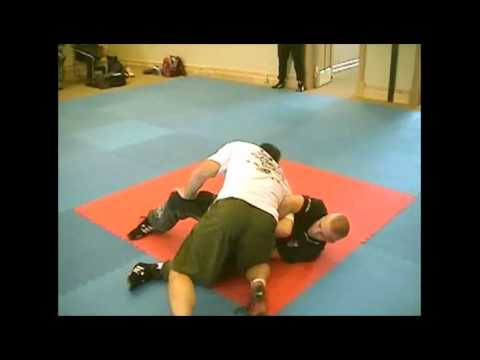 matt hughes shows armbar off kimura grip Image 1