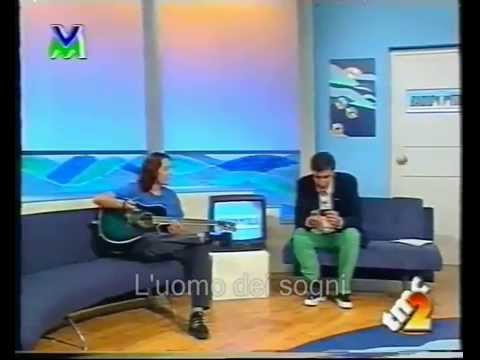 Alessandro Errico ospite a Radio Italia SMI – 1996 – 1°puntata