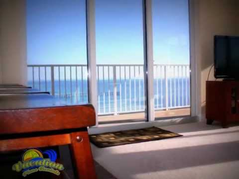 Tidewater Beach Resort vacation rental Panama City Beach-Florida