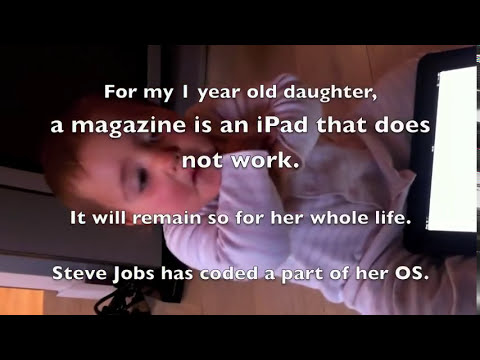A Magazine Is an iPad That Does Not Work.m4v