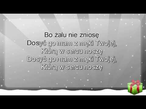 Kolęda Karaoke - Jezus Malusieńki - Z Linią Melodyczną