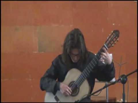 George Tossikian: Sonatina (Máximo Diego Pujol)