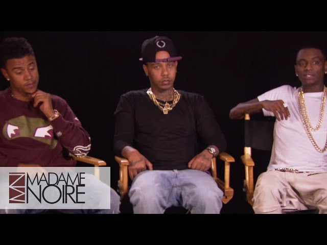 Soulja Boy, Young Berg and Lil Fizz Love & Hip Hop Hollywood