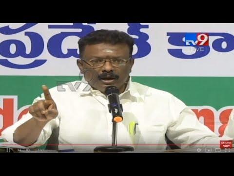 Congress Leader Shravan Press Meet LIVE || Gandhi Bhavan  - TV9