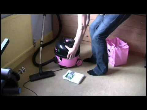 Numatic HET200 Hetty Bagged Cylinder Vacuum Cleaner.Turboflo. 1200W Consumer Review