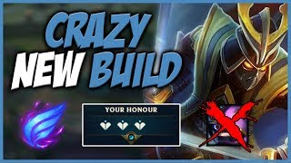 STOP HAVING TROUBLE AGAINST KENNEN WITH THIS NEW SHEN BUILD!! - League of Legends
