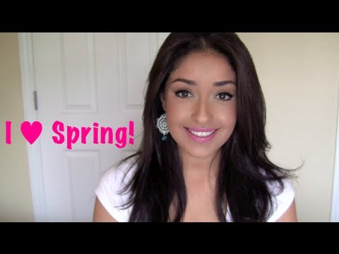 I ♥ Spring Tag: Nail polish, Lip color, Scents
