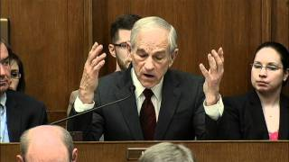 Ron Paul Hits Ben Bernanke at Hearing, Says Fed Has Destroyed 'Value of Real Money'
