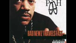 DJ Pooh - Bad Newz Travels Fast