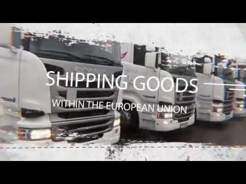 Reklama Firmy Transportowej Logistycznej