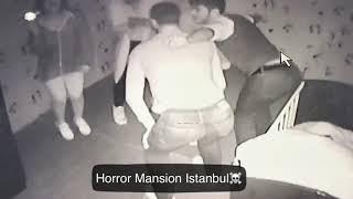 Istanbul Horror Mansion Besiktas