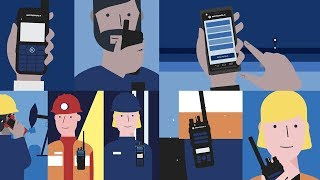 Motorola Solutions. Communications you can rely on.