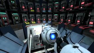 Portal 2 GLaDOS Wakes Up