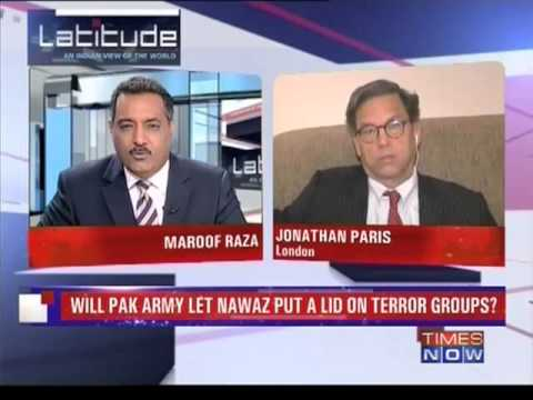 TIMES NOW Latitude: Is India a challenging topic for Nawaz Sharif? (Part 2 of 2)