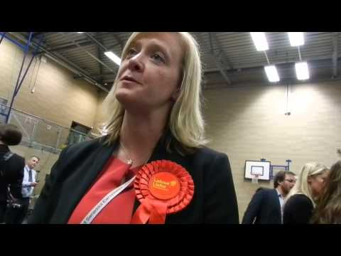 EU Poll: Newport-based Welsh Labour 2nd candidate Jayne Bryant after poll defeat