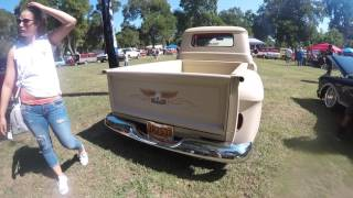 1956 Chevy at C10s in the park