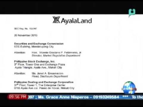 NewsLife: Ayala Land to acquire El Nido, Palawan resort || November 20, 2013