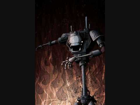 the horrorist -  metal man