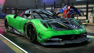 PAGANI HUAYRA - Need for Speed: Heat Part 27