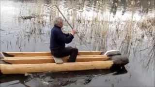 как сделать ботник лодку