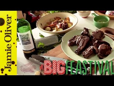Food Tube on Tour : Jamie Oliver | Food Busker | Felicitas | French Guy Cooking