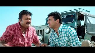 Manthrikan - Manthrikan - Jayaram hits Poonam Bajwa