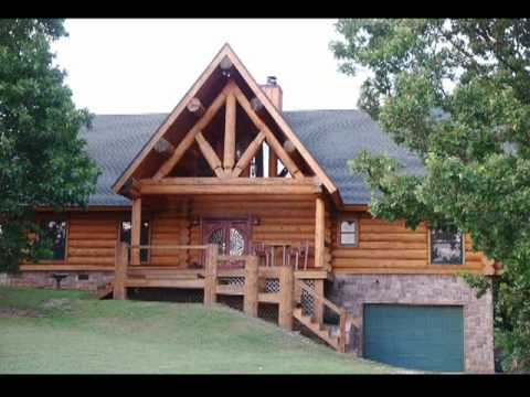 Log Home For Sale In Nw Arkansas Beautiful Pool More