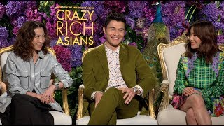 Would You Rather? With The Cast Of 'Crazy Rich Asians'