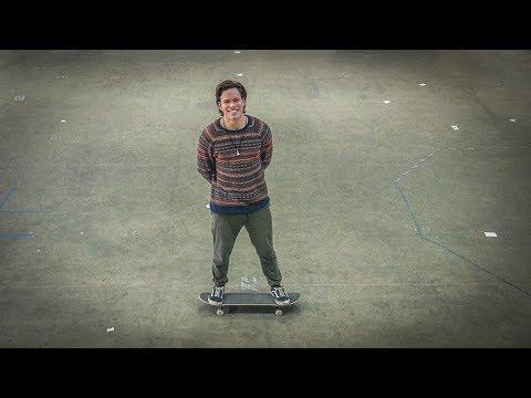 Minute Man - Gijs Mertens in Skatepark Utrecht