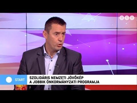 Sneider Tamás az ATV Start c. műsorában (2019.09.04)