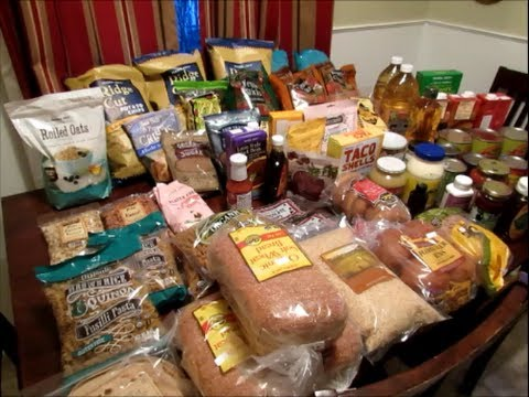 Huge Trader Joe's Haul for March (My largest haul yet!)