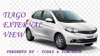 Tata tiago xm external view